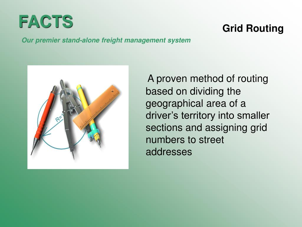 Grid Routing