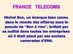 france telecoms