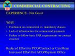 commercial contracting7