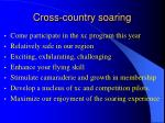 cross country soaring35