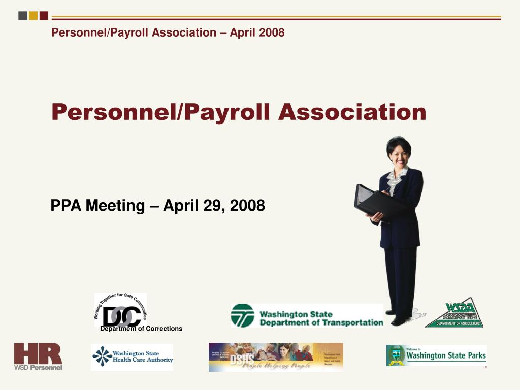 personnel payroll association l.