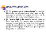 barreras definidas55