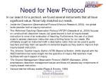 need for new protocol6