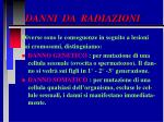 danni da radiazioni26