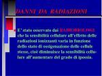 danni da radiazioni35