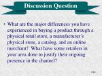 discussion question18