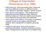 critique of coevolution schoonhoven et al 1998