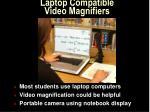 laptop compatible video magnifiers42