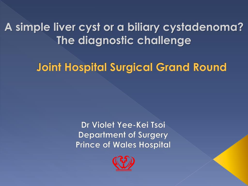 joint hospital surgical grand round l.