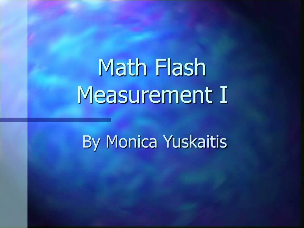 Math Flash
