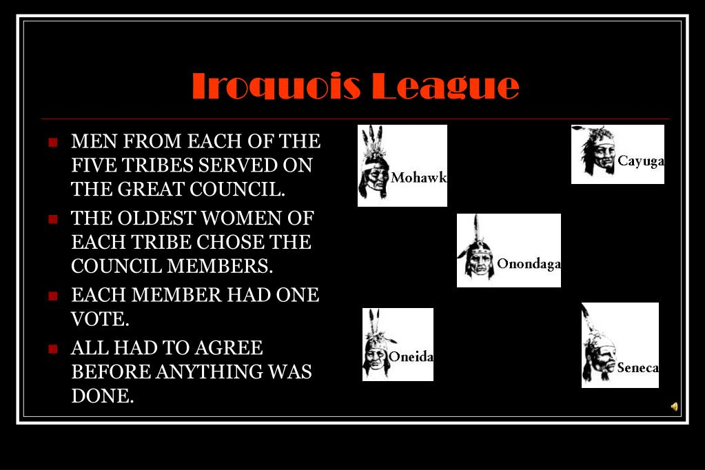 Iroquois League
