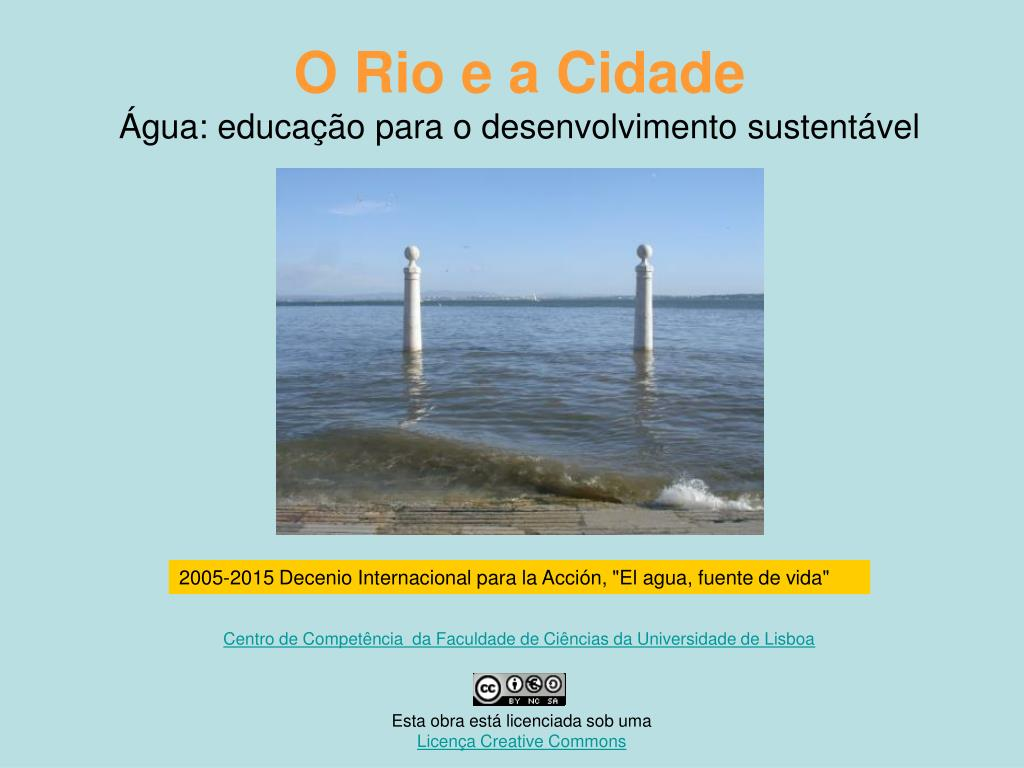 gua educa o para o desenvolvimento sustent vel l.