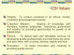 icsi values