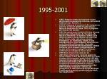 1995 2001