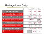 heritage lane dairy63