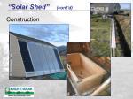 solar shed cont d37