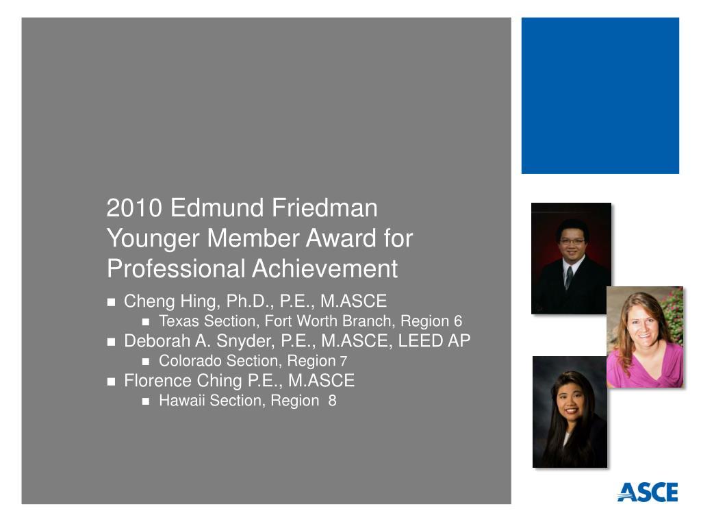 2010 Edmund Friedman