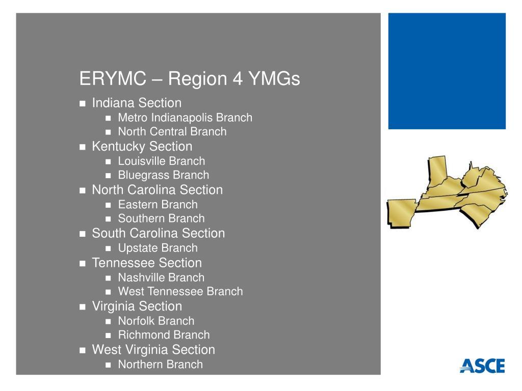 ERYMC – Region 4 YMGs