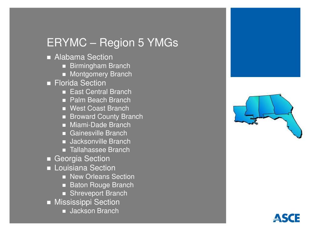ERYMC – Region 5 YMGs