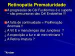 retinopatia prematuridade13
