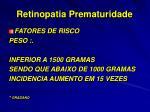 retinopatia prematuridade19
