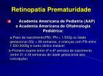 retinopatia prematuridade21