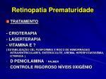 retinopatia prematuridade38