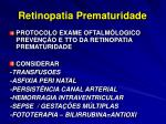 retinopatia prematuridade41