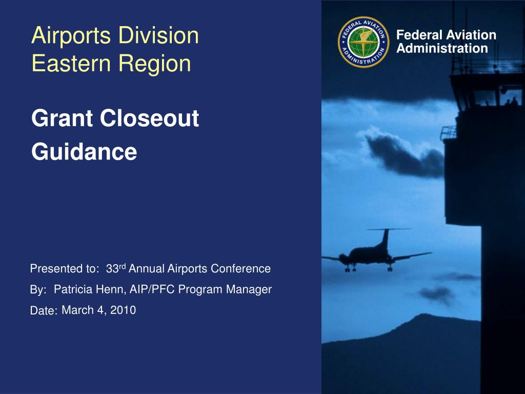 airports division eastern region l.