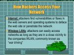 how hackers access your network6