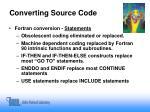 converting source code15