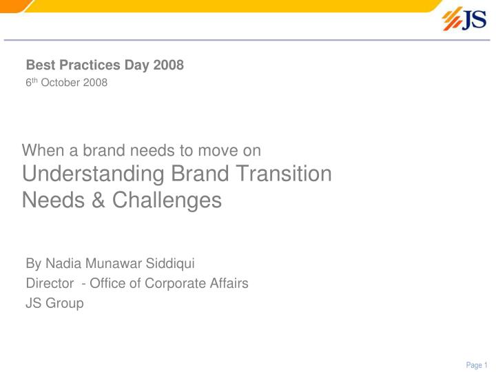 when a brand needs to move on understanding brand transition needs challenges n.