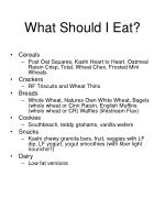 what should i eat