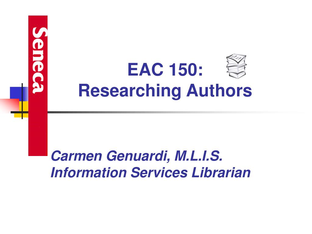 carmen genuardi m l i s information services librarian l.