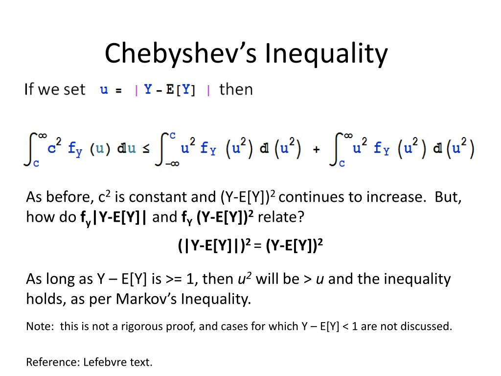 an overview of the chebyshevs theorem Theorem number prime the: a backwards proof miranda seitz-mcleese abstract the prime number theorem describes the distribution of the primes in terms of an asymptotic relation namely, that the number of primes.