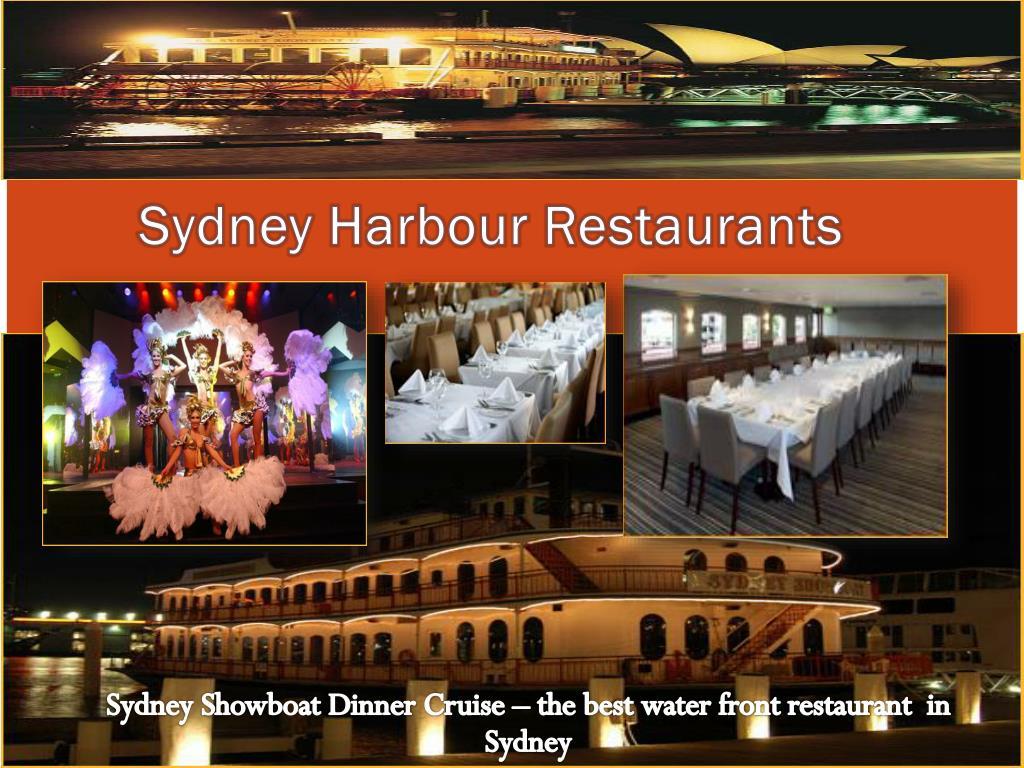 sydney harbour restaurants l.