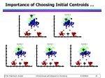 importance of choosing initial centroids3