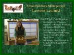 small hatchery management lessons learned2