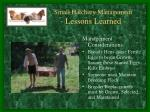 small hatchery management lessons learned3