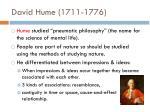 david hume 1711 1776