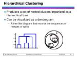 hierarchical clustering1