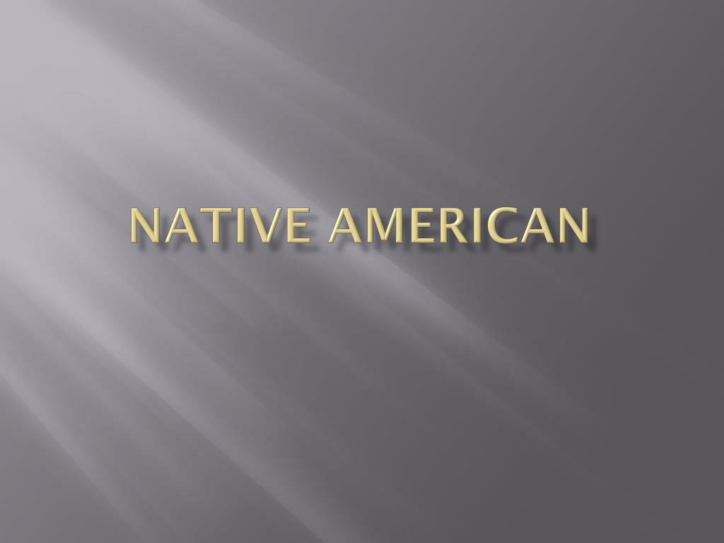 native american l.