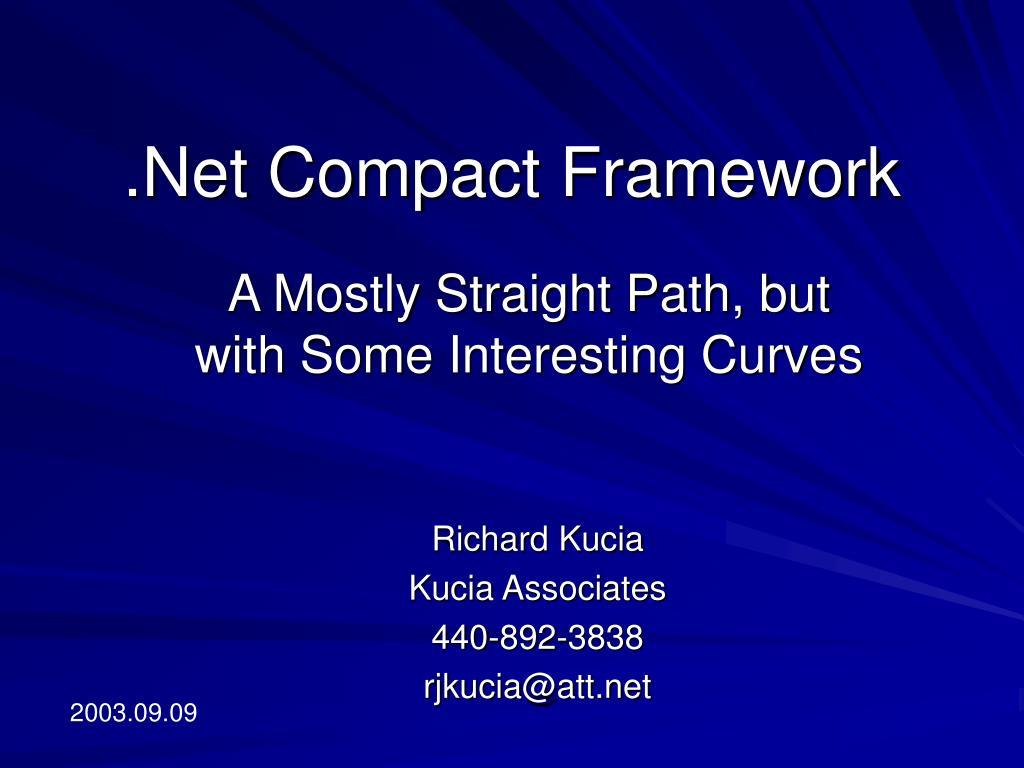 net compact framework l.