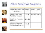 other protection programs43