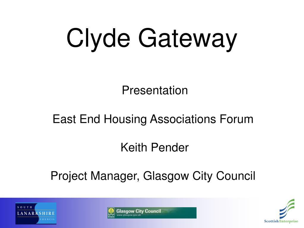 clyde gateway l.