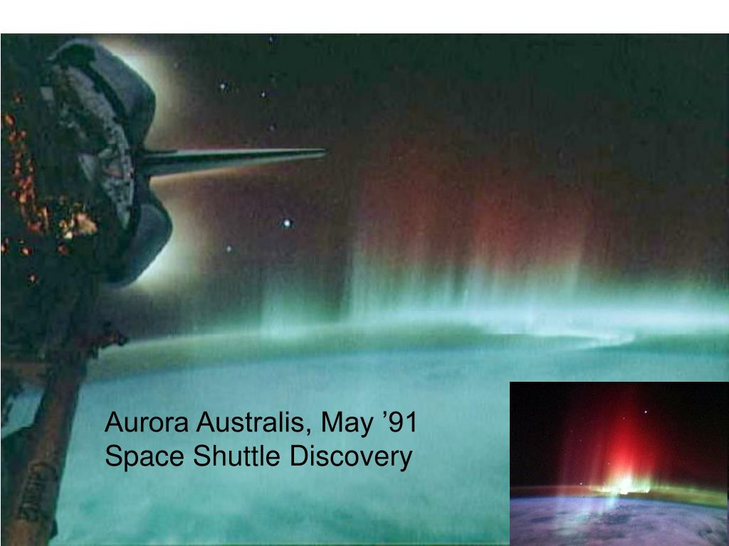 Aurora Australis, May '91