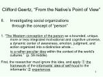 clifford geertz from the native s point of view5