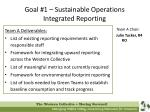 goal 1 sustainable operations integrated reporting9