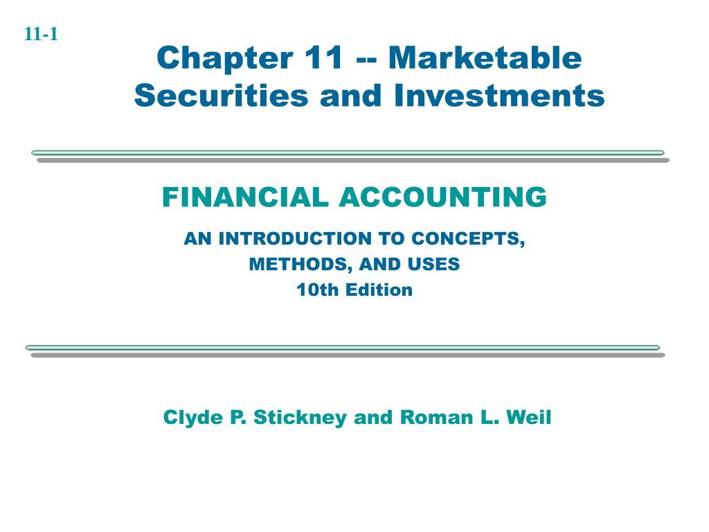 financial accounting an introduction to concepts methods and uses 10th edition l.