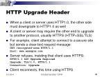 http upgrade header